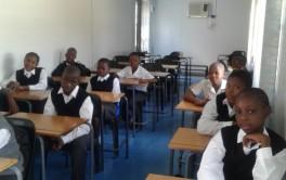 grade 8 class